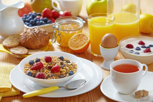 Завтрак вариант 2