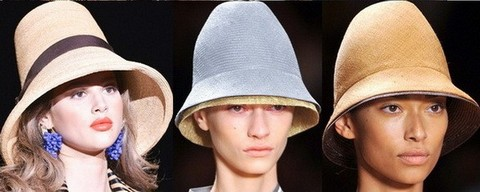 Женские шляпы