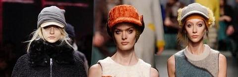 Женские кепки и шапки с козырьком