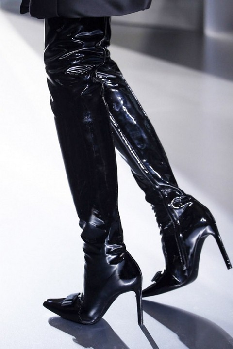 Balenciaga / Коллекция обуви осень-зима 2014-2015