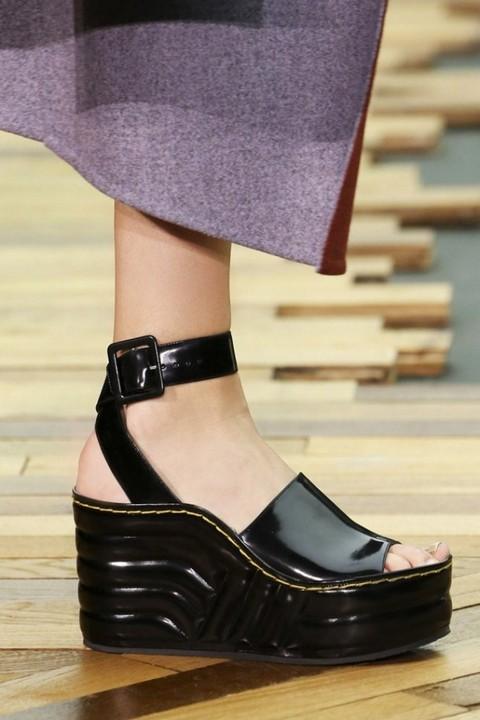 Céline / Коллекция обуви осень-зима 2014-2015