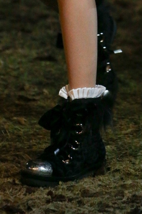 Alexander McQueen / Коллекция обуви осень-зима 2014-2015