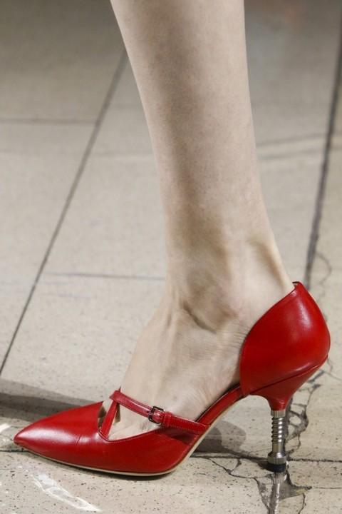 Miu Miu / Коллекция обуви осень-зима 2014-2015