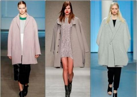 Модные пальто осень зима 2014-2015