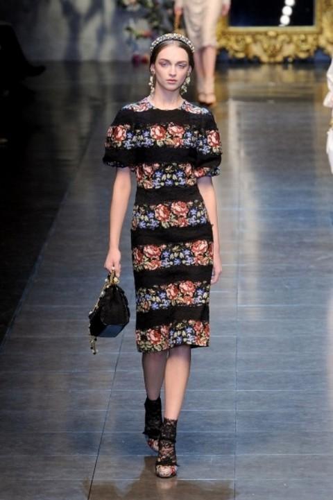 Dolce & Gabbana / Коллекция осень-зима 2014-2015