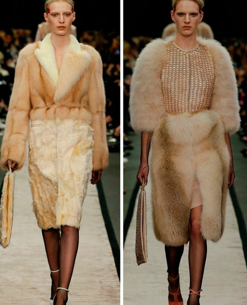Givenchy / Коллекция осень-зима 2014-2015