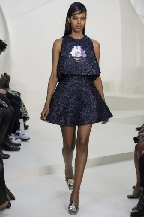 Christian Dior / Коллекция весна-лето 2014-2015