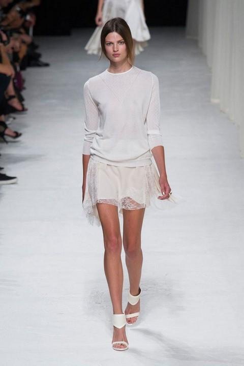 Nina Ricci / Коллекция весна-лето 2014-2015