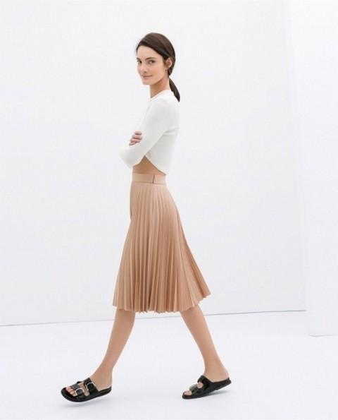 Zara / Коллекция весна-лето 2014-2015