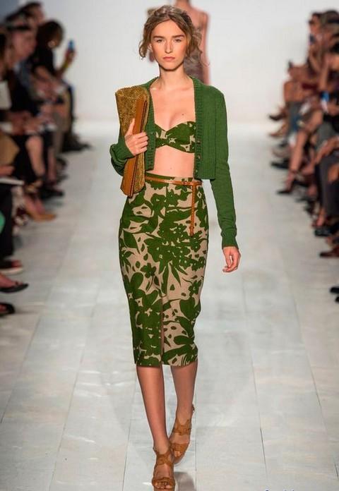 Модные женские кардиганы 2014-2015 - Michael Kors