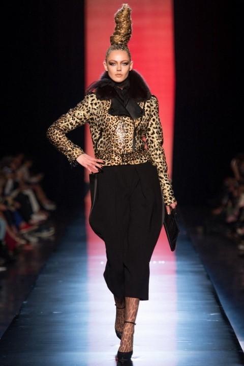 Осень-зима 2014, Париж, Couture, Jean Paul Gaultier