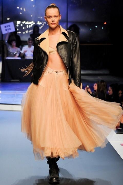Весна-лето 2014, Париж, Ready-To-Wear, Jean Paul Gaultier