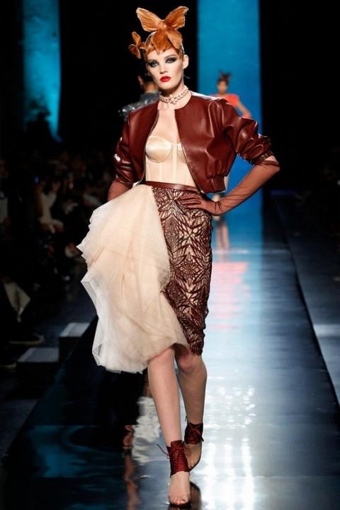Весна-лето 2014, Париж, Couture, Jean Paul Gaultier