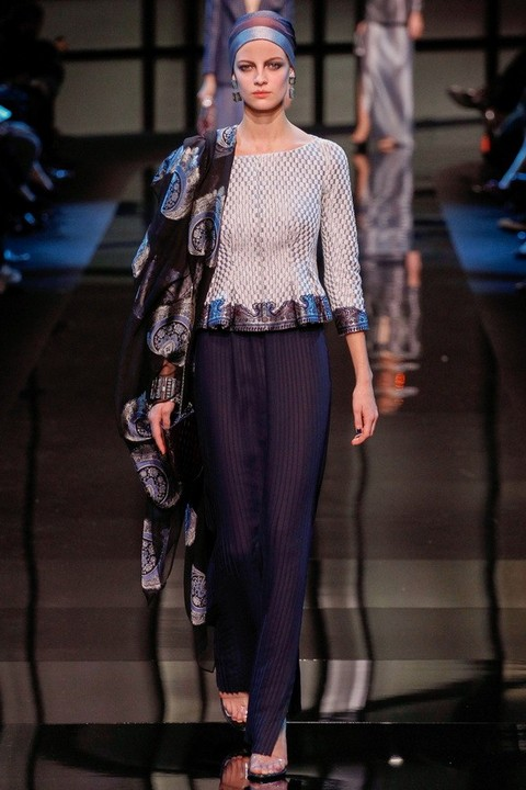Весна-лето 2014, Париж, Couture, Armani Prive