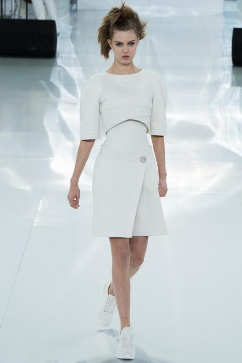 Весна-лето 2014-2015, Париж, Couture, Chanel