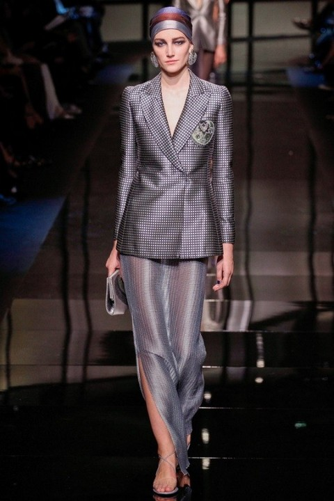 Весна-лето 2014-2015, Париж, Couture, Armani Prive