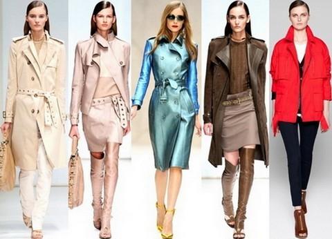 Модные женские плащи 2014 2015 lwomen ru