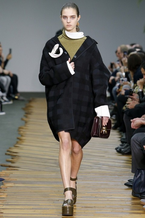 Неделя моды в Париже, осень-зима 2014-2015, Celine, Ready-To-Wear, Фиби Фило