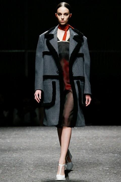 Неделя моды в Милане, осень-зима 2014-2015, Prada, Миучча Прада